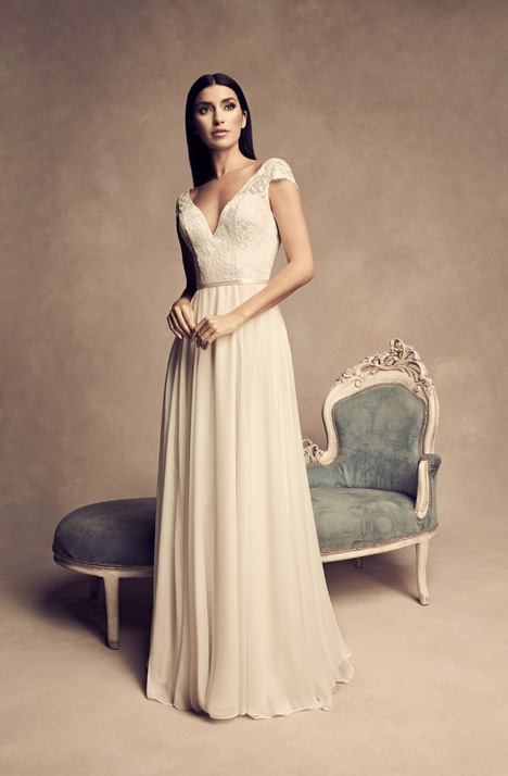 4816 Wedding                                          dress by Paloma Blanca