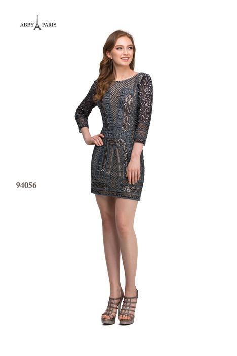 94056 Prom                                             dress by Abby Paris
