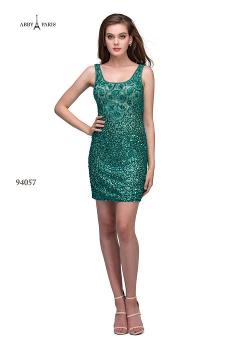 94057 Prom                                             dress by Abby Paris