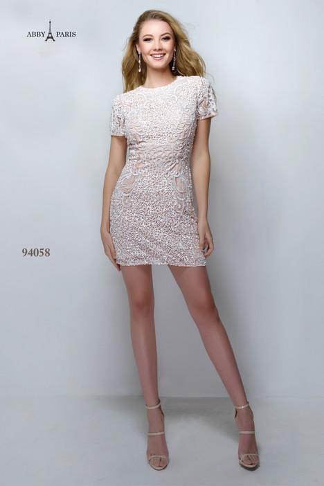 94058 Prom                                             dress by Abby Paris