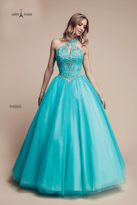 94060 Prom dress by Abby Paris