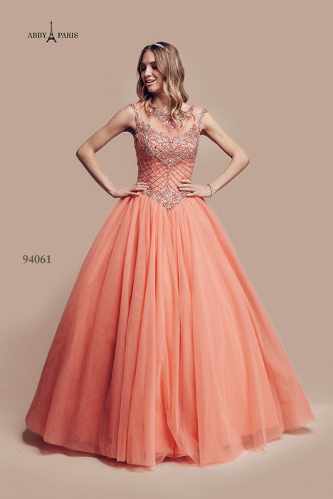 94061 Prom                                             dress by Abby Paris