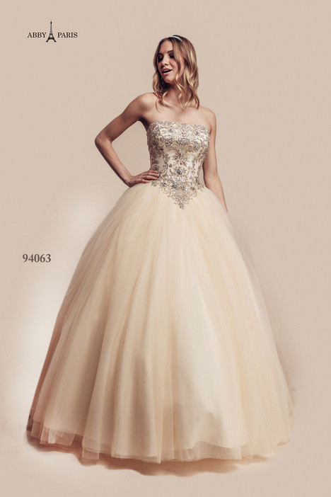 94063 Prom                                             dress by Abby Paris