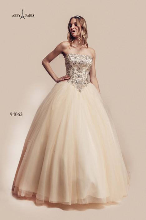 94063 Prom                                             dress by Abby Paris