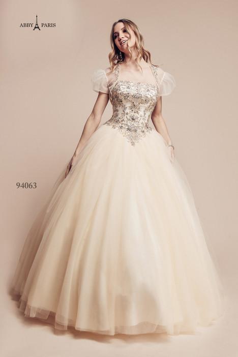 94063-2 Prom                                             dress by Abby Paris