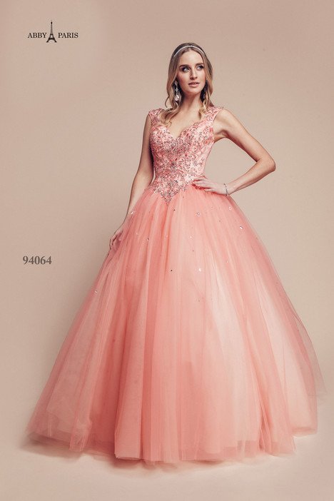 94064 Prom                                             dress by Abby Paris
