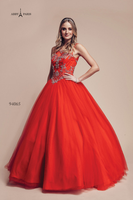 94065 Prom                                             dress by Abby Paris