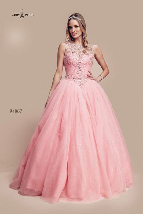 94067 Prom                                             dress by Abby Paris