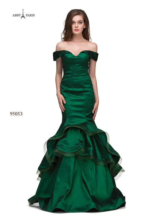 95053-4 Prom                                             dress by Abby Paris