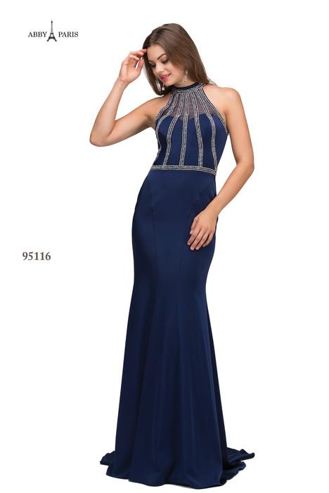 95116-1 Prom                                             dress by Abby Paris
