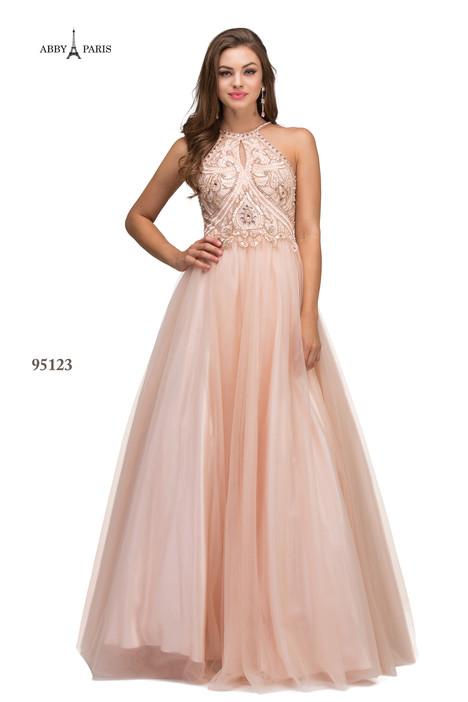 95123-1 Prom                                             dress by Abby Paris