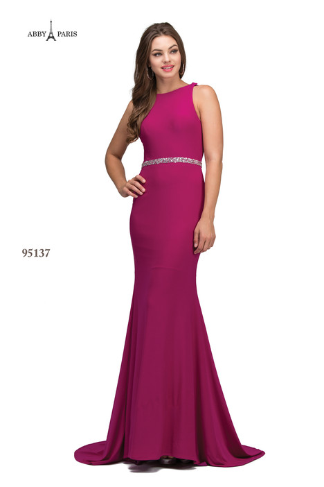 95137-1 Prom                                             dress by Abby Paris