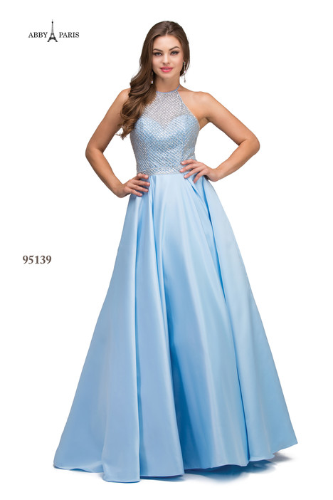 95139-1 Prom                                             dress by Abby Paris