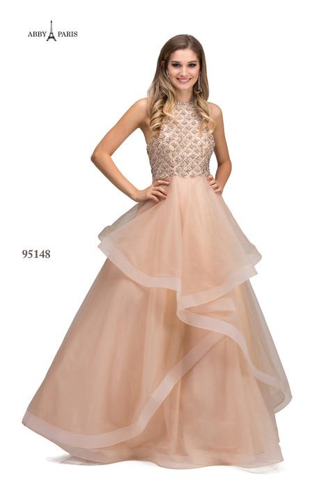 95148-1 Prom                                             dress by Abby Paris