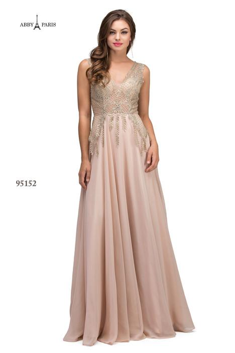 95152-1 Prom                                             dress by Abby Paris