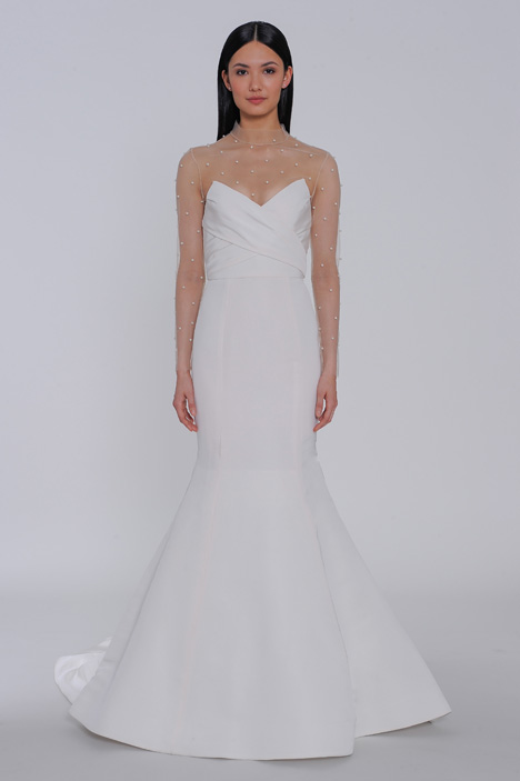 4851 Meredith Wedding                                          dress by Allison Webb
