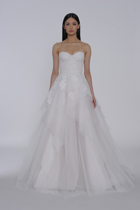 4852 Camilla Wedding                                          dress by Allison Webb