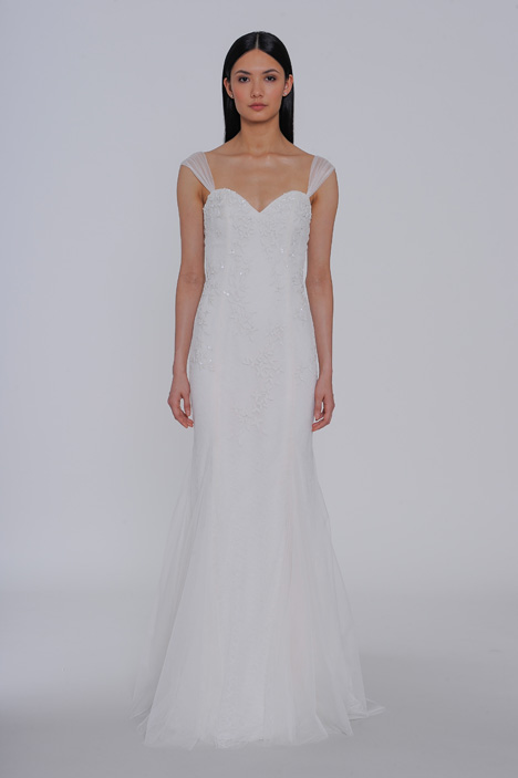 4854 Isla Wedding                                          dress by Allison Webb