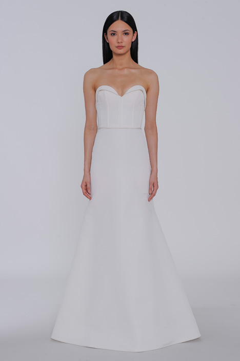 4855 Carlisle Wedding                                          dress by Allison Webb