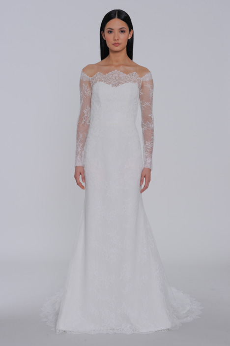 4857 Laurel Wedding                                          dress by Allison Webb
