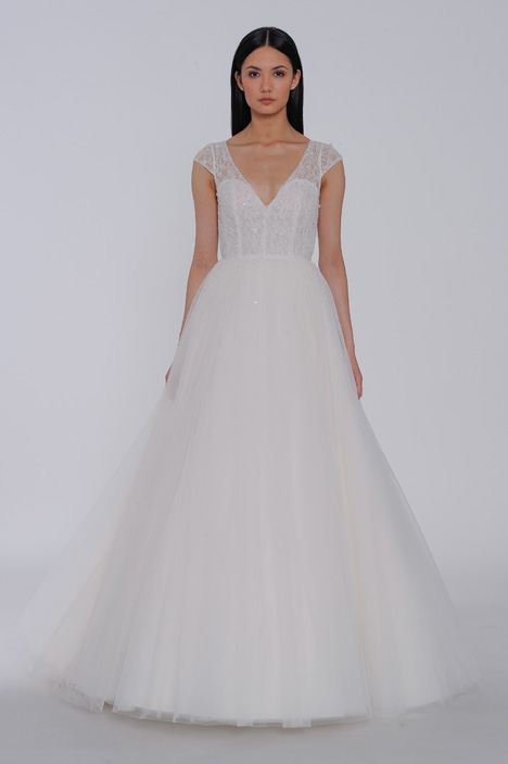 4860 Amelie Wedding                                          dress by Allison Webb