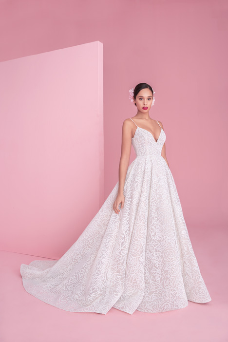 1852 Jardin Wedding                                          dress by Blush by Hayley Paige