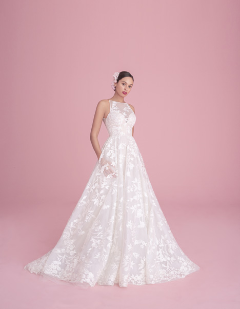 1859 Saige Wedding                                          dress by Blush by Hayley Paige