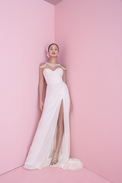 1860 Vita Wedding                                          dress by Blush by Hayley Paige