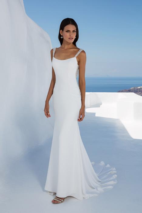 88022 Wedding                                          dress by Justin Alexander