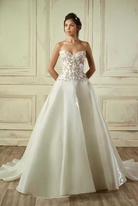 5199+5233 Wedding                                          dress by Gemy Maalouf