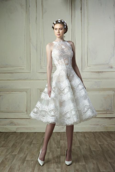 5209 Wedding                                          dress by Gemy Maalouf
