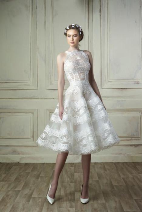 5209 Wedding                                          dress by Gemy Maalouf