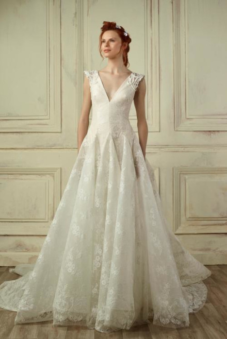 5212 Wedding                                          dress by Gemy Maalouf