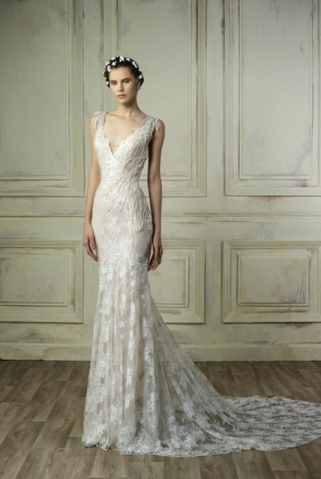 5213 Wedding                                          dress by Gemy Maalouf