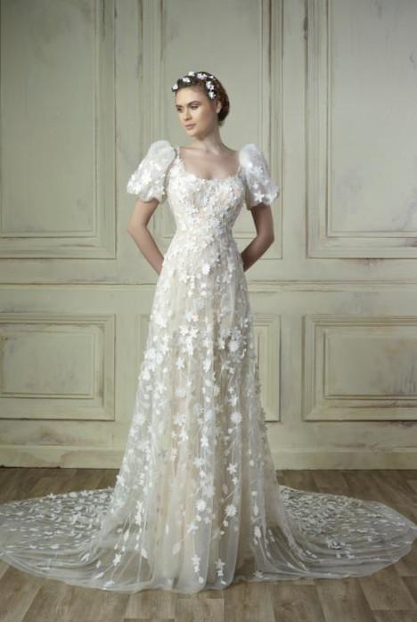 5216 Wedding dress by Gemy Maalouf