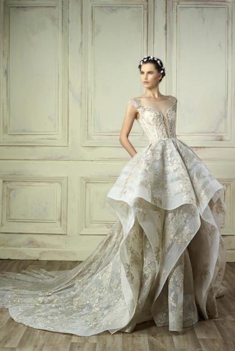 5221 Wedding                                          dress by Gemy Maalouf