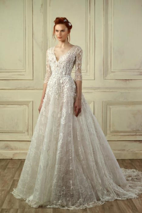 5223 Wedding                                          dress by Gemy Maalouf