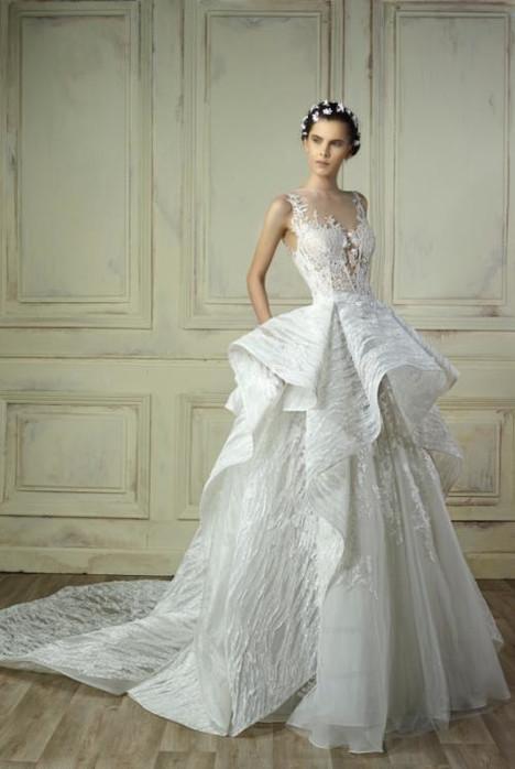5224 Wedding dress by Gemy Maalouf