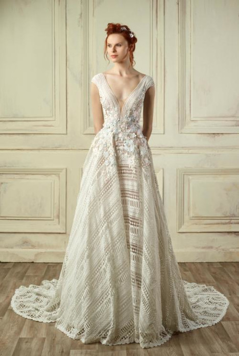 5225 Wedding                                          dress by Gemy Maalouf