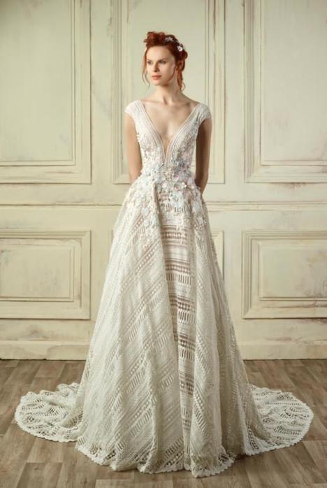 5225 Wedding                                          dress by Gemy Maalouf