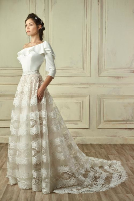 5227+5210 Wedding                                          dress by Gemy Maalouf