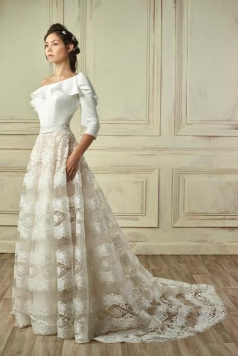 5227+5210 Wedding dress by Gemy Maalouf