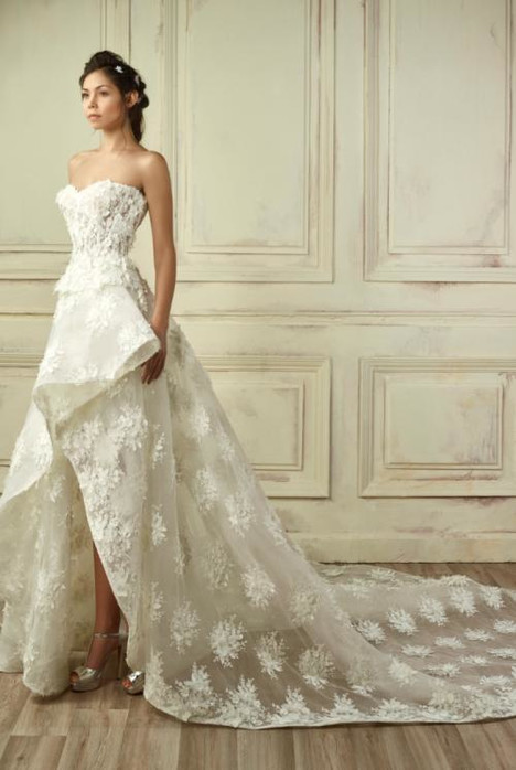 5229+5220 Wedding                                          dress by Gemy Maalouf