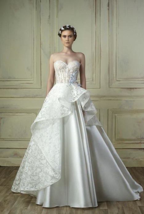 5231 Wedding                                          dress by Gemy Maalouf