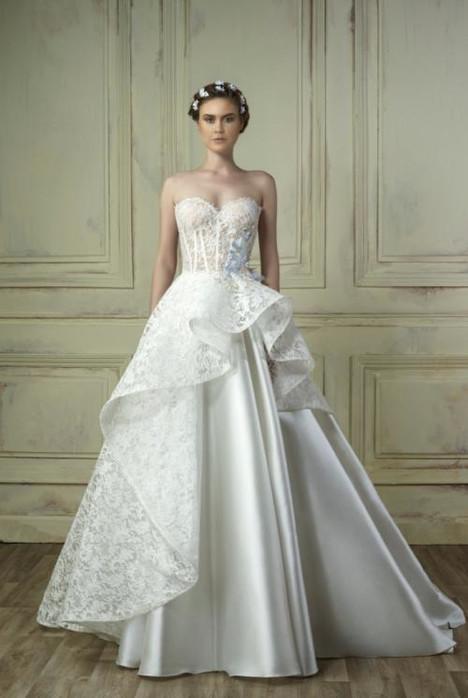 5231 Wedding                                          dress by Gemy Maalouf