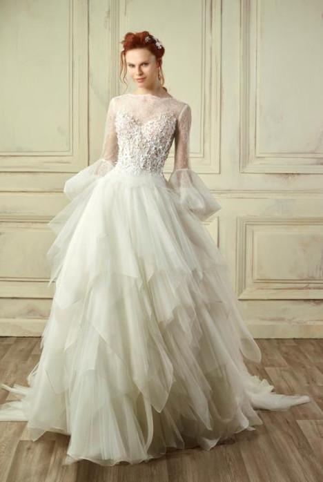 5233+5247 Wedding                                          dress by Gemy Maalouf