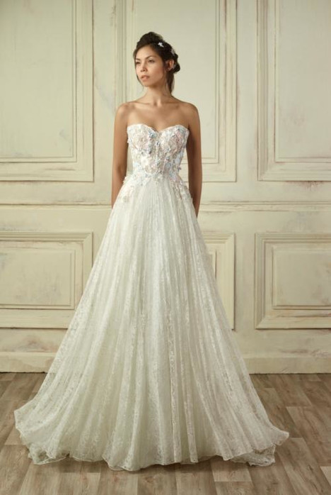 5234 Wedding                                          dress by Gemy Maalouf