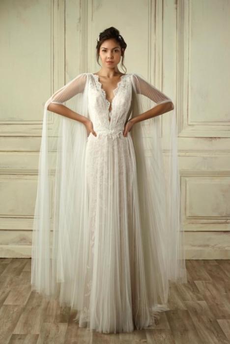 5236 Wedding dress by Gemy Maalouf