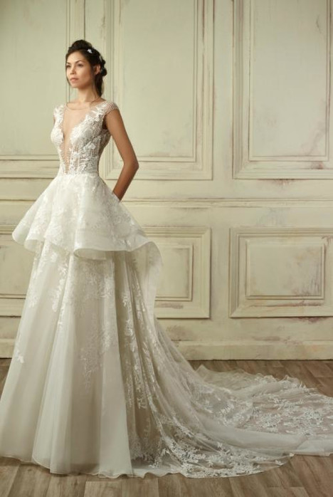 5237 Wedding                                          dress by Gemy Maalouf