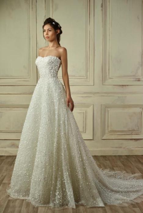5241 Wedding                                          dress by Gemy Maalouf